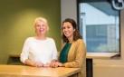 Interview Marja van den Ouden/Patricia van Oosten
