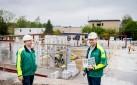 Bouwteam nieuwe school Eindhoven duurzaam en circulair aan de slag